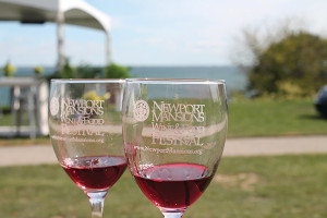 The Marble House staged the 10th annual Newport Wine and Food Festival. Proceeds benefit the Preservation Society of Newport County.