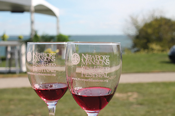 September 21-24, 2017: Newport Mansions Wine & Food Festival