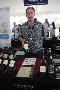 Hunt S. Patterson, III, Northeast Regional Sales Manager, Crimson Wine Group.