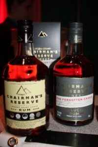 Chairman's Reserve Rum.