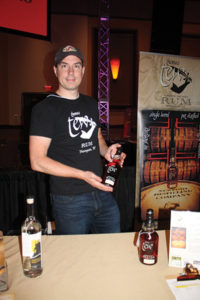 Brent Ryan, Co-founder, Newport Storm Brewery and Thomas Tew Rum.