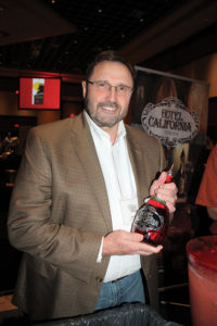 Daniel E. Scully, Jr., President and CEO, Hotel California Tequila.
