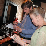 Doug Thompson and Betsy Thompson of Cellar XV in Ridgefield.