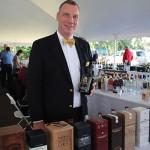 Sean Oakley, Regional Director New England, Distell USA, Inc., featuring whiskeys.