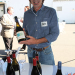 Kevin Piacentini, President, Winery Associates East, showcasing Left Coast Cellars of Oregon.