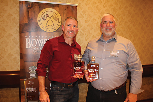 Rhode Island Distributing Co. Hosts Fall Whiskey Experience