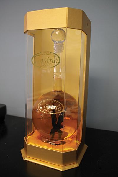 Ace Distributing Features Super Premium Tequila
