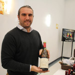 Paul Tortora, Worldwide Wines with 2013 Tenuta Terre Nere.