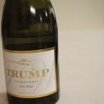 Trump Winery's 2014 Chardonnay