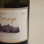 Trump Winery's 2013 Meritage