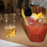 Zahariadis and Gross's Bloody Mary.