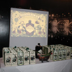 A slide from the presentation of Hendrick's Gin.