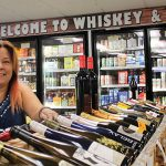Laura Sedgwick, Owner, Whiskey and Wine.