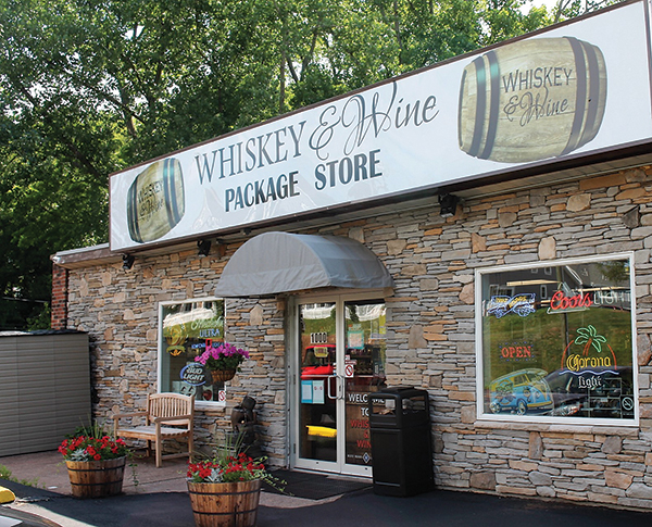 Retail Review: Whiskey & Wine