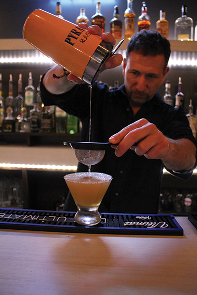 USBG CT Member Offers Preview of New Middletown Bar