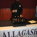 Tommy Smith of Allagash Brewing Company.