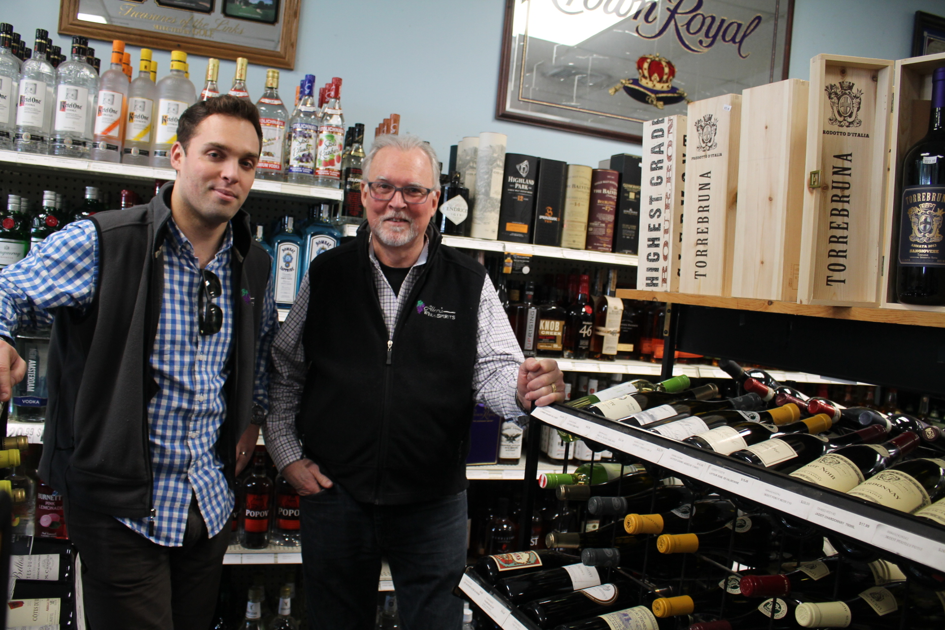 Retail Review: Allen's Wine and Spirits