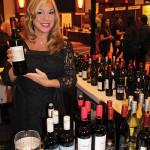 Donna Taylor representing Worldwide Wines with Santa Rita Casa Real Alto.