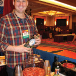 """George """"Hutch"""" Hutchinson, Northeast Venture Sales Manager, Pernod Ricard."""