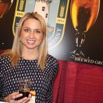 Carey Niekrash, Craft Beer Manager, Levine Distributing Company.