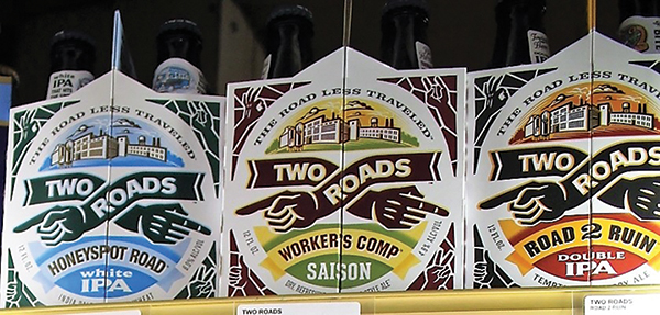 Two Roads Brewing Adds Colorado to its Range of Distribution