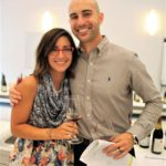Vanessa Neves and Nick Neves, both of Worldwide Wines.