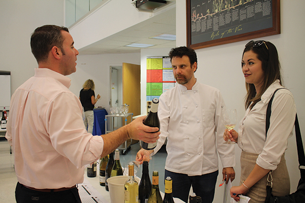 Worldwide Wines Hosts Summer Tasting for Accounts