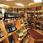 Inside Geaber's Liquors