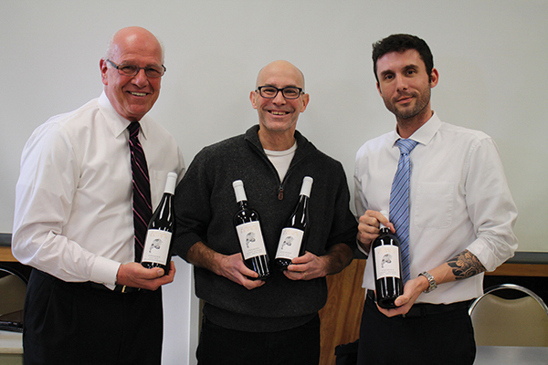 Z. Alexander Wines Launches with Hartley and Parker
