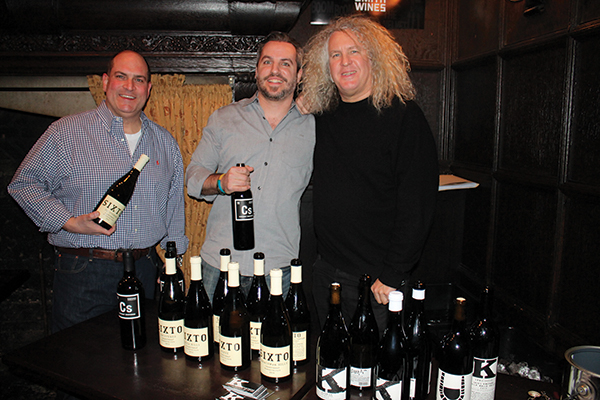 Winemaker Charles Smith Visits New Haven
