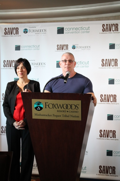 Luncheon Offers Preview For April's Savor CT Food & Wine Festival