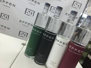 Effen Vodka.
