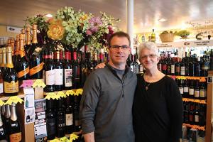 In-laws Jim Côté and Cindy Côté manage the