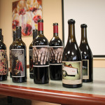 Orin Swift Wines: Mannequin, Abstract, Palermo, Papillon, Machete and D66.