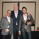 All of Slocum & Sons: Alex Meier-Tomkins, Key Account Manager and Spirits Director; John Slocum, Executive Vice President and General Manager; Noah King-Smith, Key Account Manager.