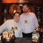 Jon Holecz, Vice President of Marketing, Western Spirits and Sean Nelson, State Manager, Western Spirits.