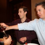 Tucker Reeks, Team Whiskey – Boston, Brown Forman with Jonathan Whalen, Allan S. Goodman.