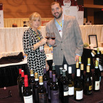 Elaine Paulk, Sales, Connecticut Distributors, Inc. (CDI); Andrew Osolin, Sales, CDI.