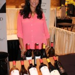 Lori Sax of Trendsetters Promotions representing Rutherford Wine Company.
