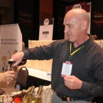 Frank Dest, District Manager in CT and RI, Santa Margherita.