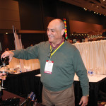 Howard Asadow, Regional Manager; Worldwide Wines.