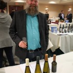 Cameron Mills, National Director of Sales and Marketing, Boundary Breaks Vineyard.