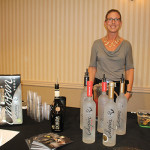 Lynda Kesselman, New York and New Jersey Market Manager, Chopin Vodka.