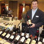John Carey, Northeast Sales Manager, Duckhorn Wine Company.