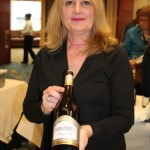 Cathy Harrison, Northeast Sales Area Manager, Ferrari Carano Vineyards and Winery.