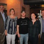 Dan Weaver, Sales Representative, Martin Scott Wines; Christelle