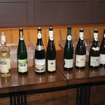 A selection of Martin Scott wines.