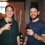 The Whelk's Tori Ciambriello, Sommelier, Manager and Craig