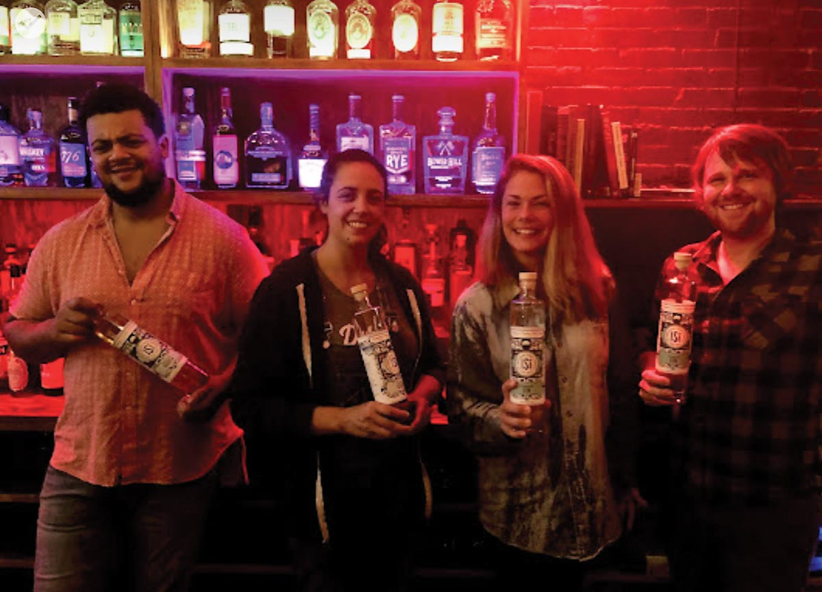Industrious Spirits Co. Sponsors Industry Night
