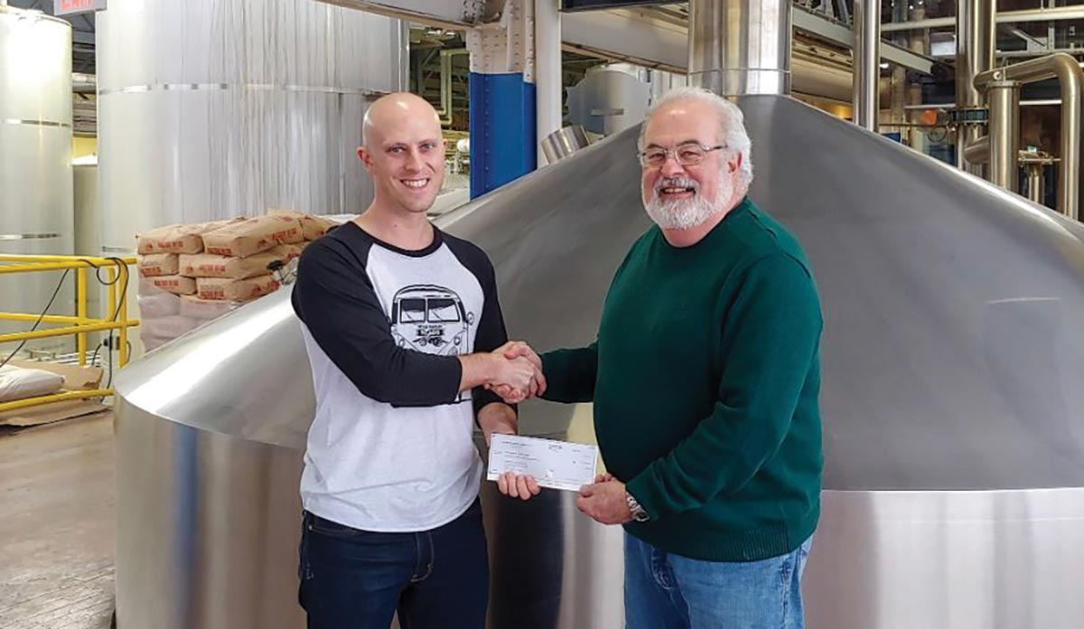 Two Roads Brewing Raises Funds for Connecticut Aviation Charities